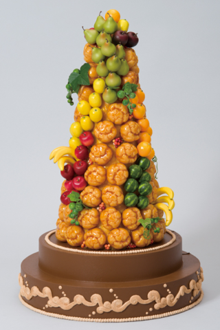 FB-R033chouandfruit-tower