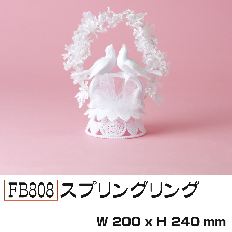 FB808-スプリングリング